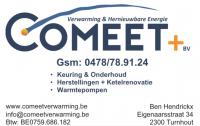 Logo Comeet - Rijkevorsel