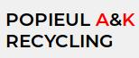 Logo A&K RECYCLING - Nieuwpoort