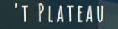 Logo 't Plateau - Mol